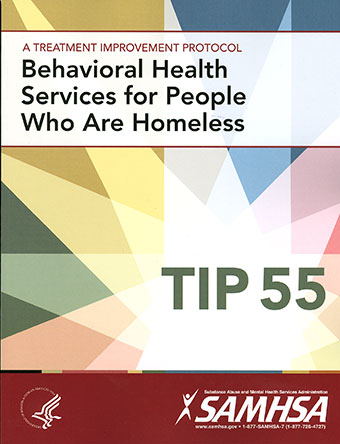 TIP 55 Behavioral Health Services For People Who Are Homeless
